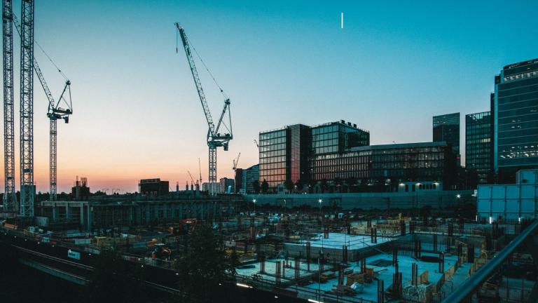 Construction Camera Help Firms Saving More Money