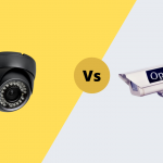 Construction vs cctv camera